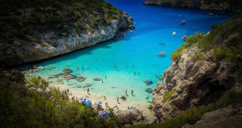 mar más cálido Baleares cambio climático en España