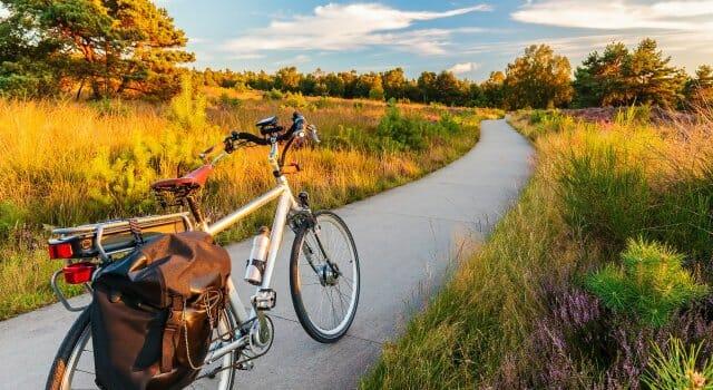Las bicicletas pueden adaptarse con un kit eléctrico