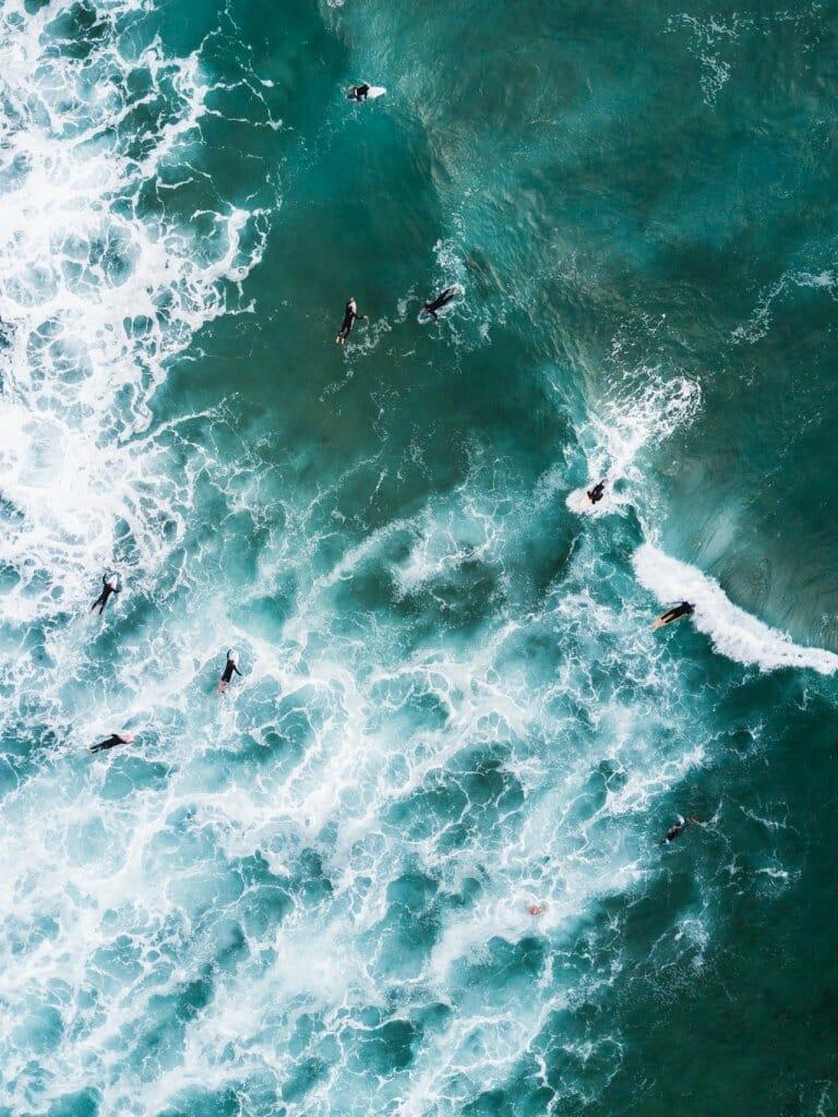 olas más grande