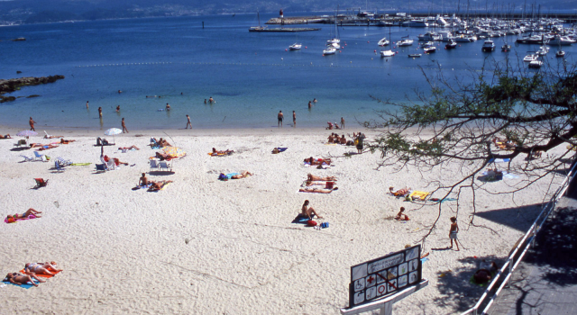 cuantas playas hay en españa