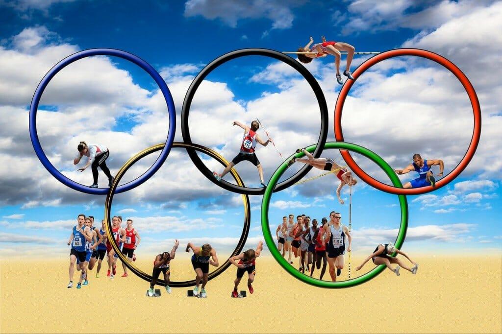 Juegos Olímpicos tormenta