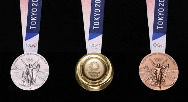 medallas-juegos-olimpicos-reciladas