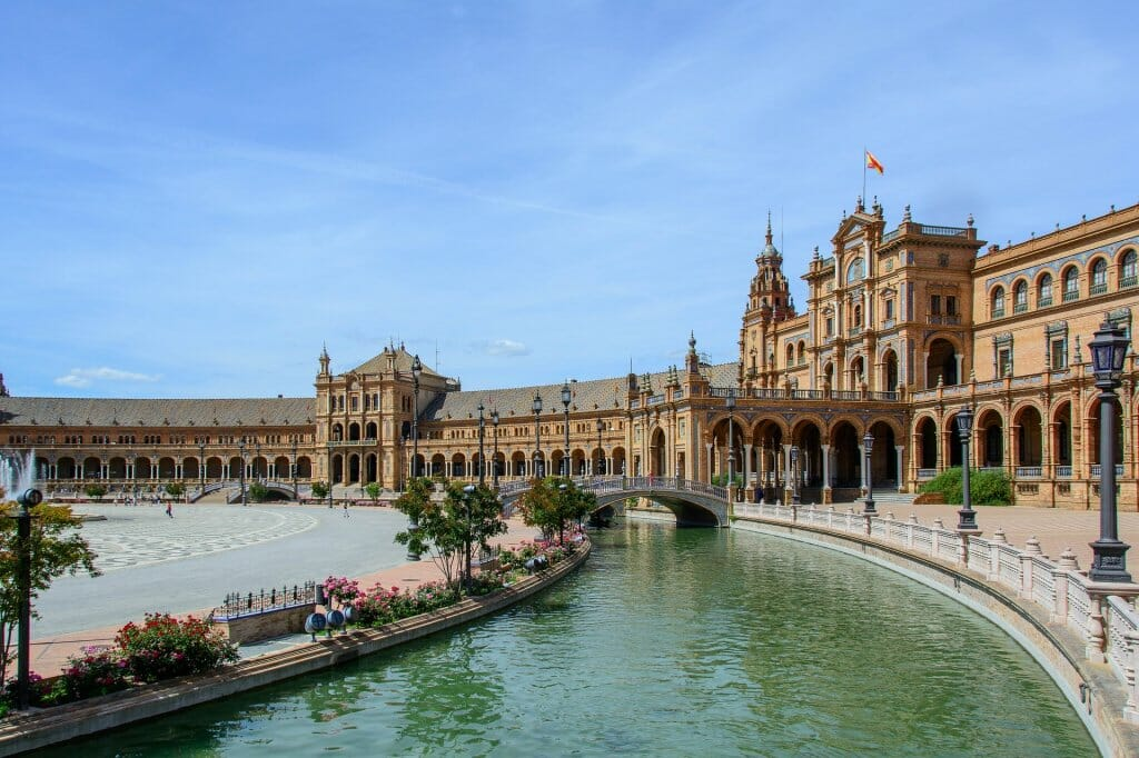 Agosto temperaturas extremas Sevilla