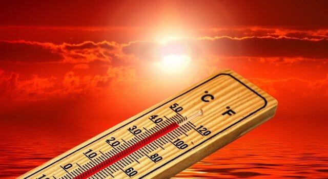 nuevo récord de calor en Europa