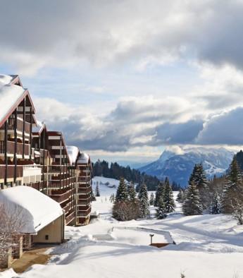 Preciosas aldeas donde pasar el invierno