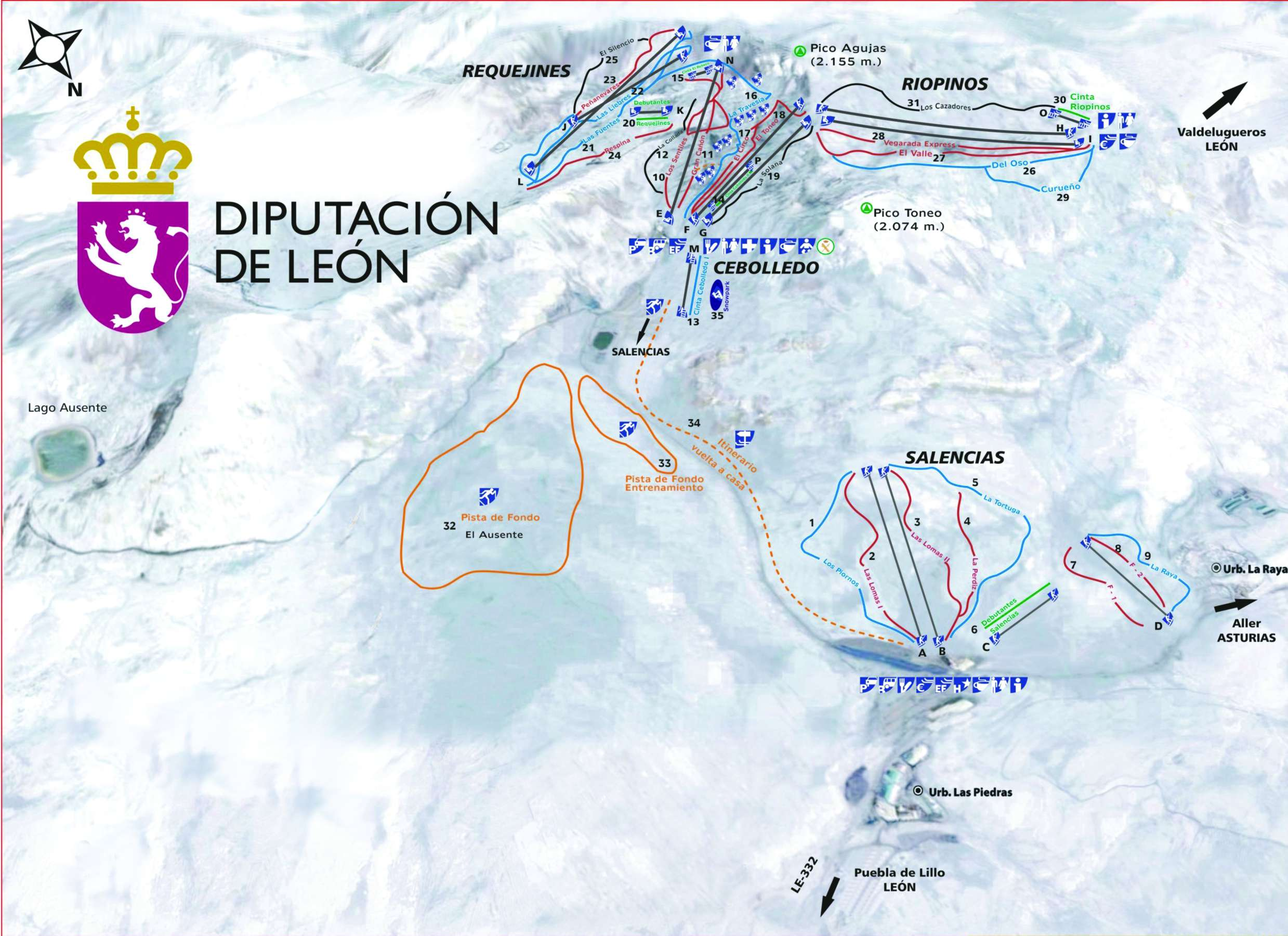 san isidro espanha mapa El Tiempo en San Isidro san isidro espanha mapa