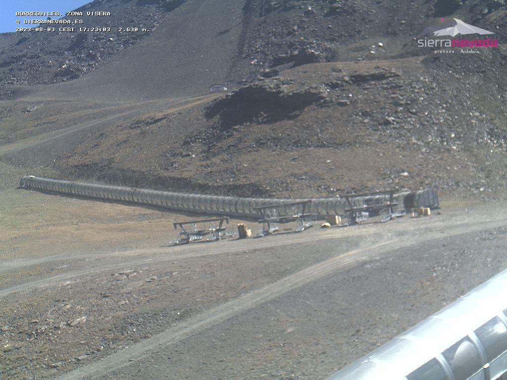 Sierra Nevada cams