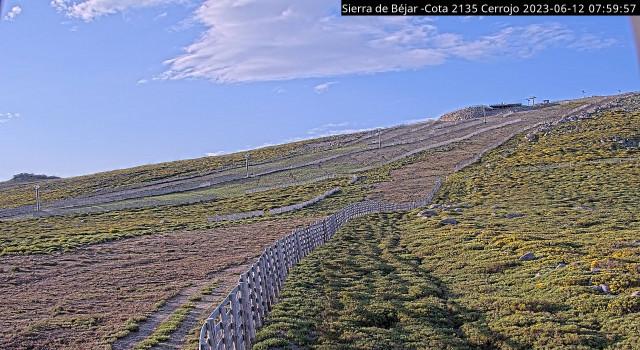 Cota 2135 m. El Cerrojo