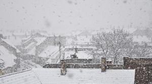 ¿Qué se necesita para que cuaje la nieve?
