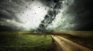 Reventones y vientos huracanados: ¿qué son y por qué se producen?