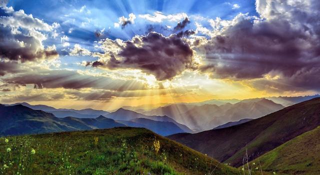El tiempo para esta Semana Santa 2020 día por día: dónde lloverá y dónde lucirá el sol
