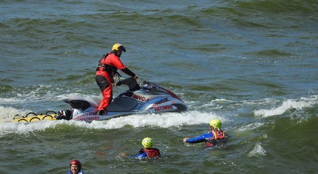 El verano cierra con 270 ahogados en las playas españolas