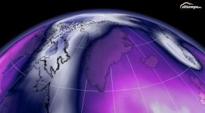¿Está el debilitamiento del vórtice polar detrás de la gran nevada? Aclaramos conceptos