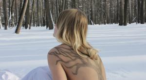Por qué antes de morir de frío las personas suelen desnudarse