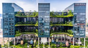 El listado de los hoteles más sostenibles del mundo
