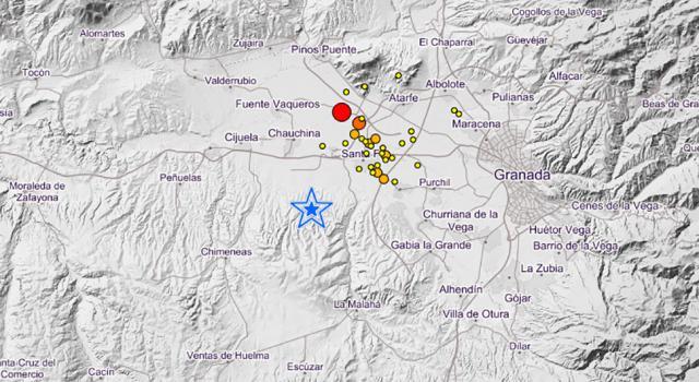 Enjambre de terremotos en Granada. ¿Qué está pasando?