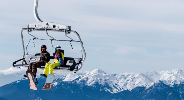 Estas son las mejores estaciones en las que puedes esquiar en España
