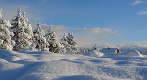 8 refugios para pasar un finde de invierno perfecto