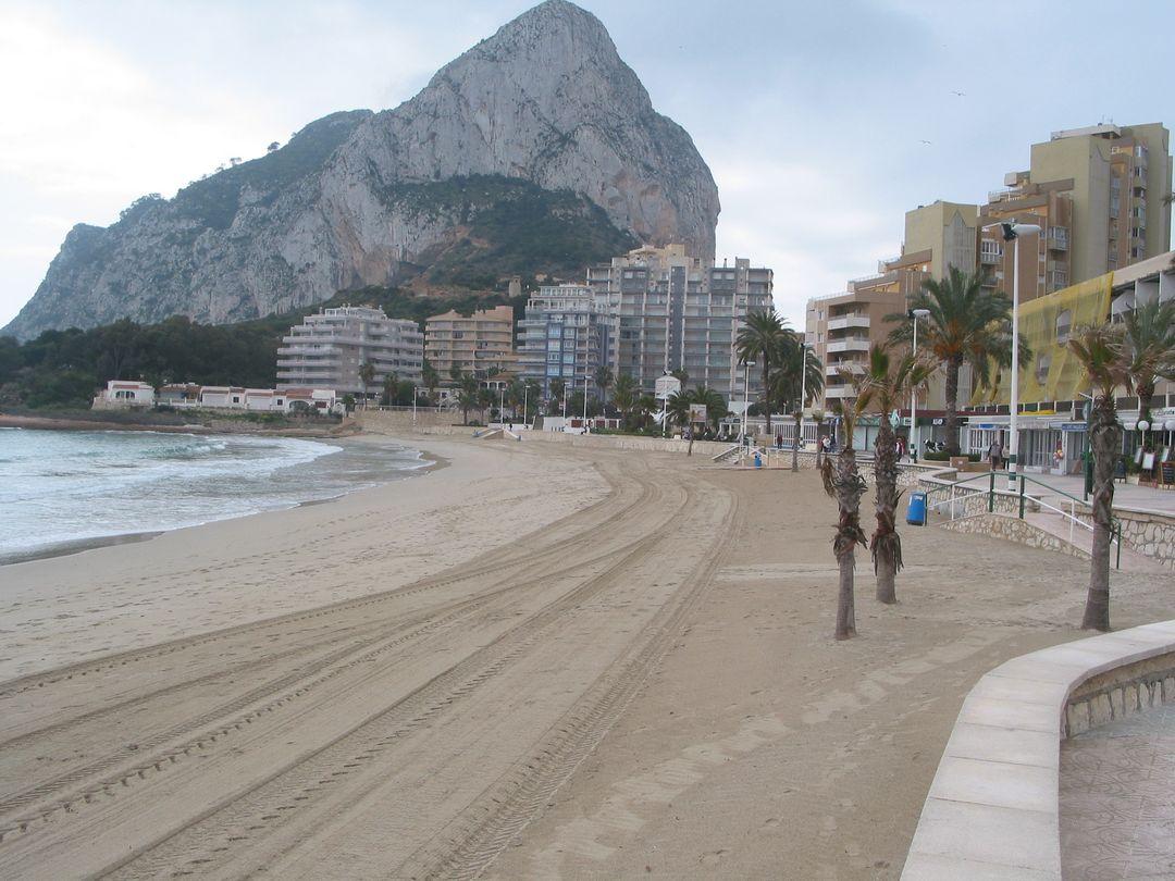 tiempo en alicante playa