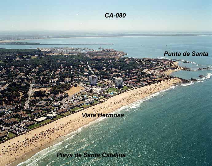 Consulta el tiempo que har en playa de santa catalina - Que visitar en el puerto de santa maria cadiz ...