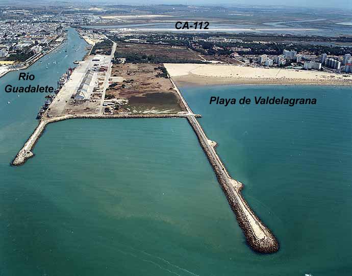 Consulta el tiempo que har en playa de valdelagrana - Que visitar en el puerto de santa maria cadiz ...