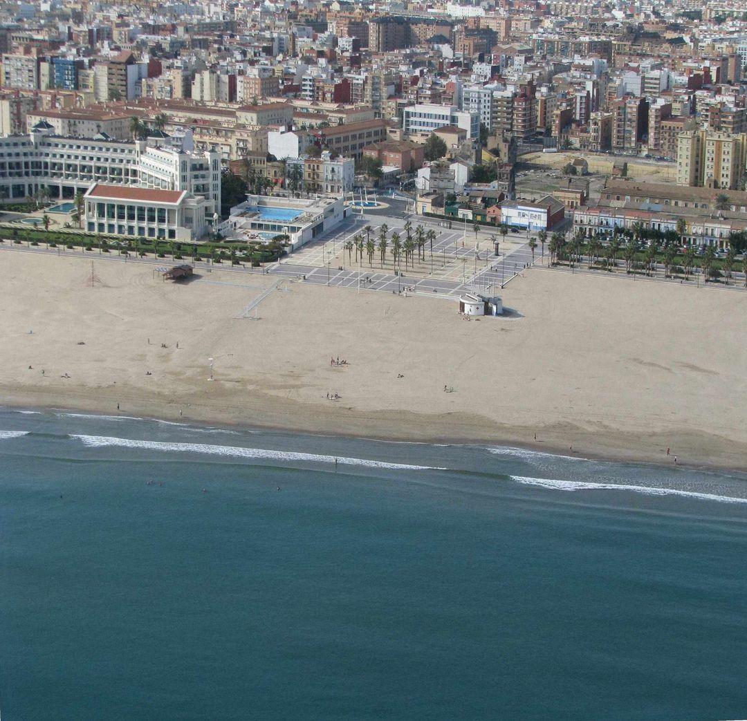 El tiempo en las playa de malvarrosa - La nueva fe de valencia ...