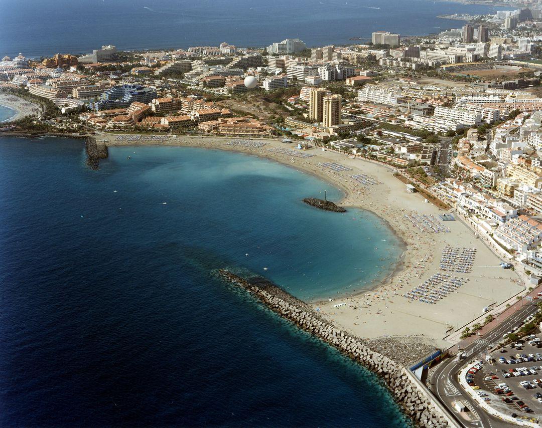 El tiempo en las playa de las vistas for Piscina la ballena tenerife