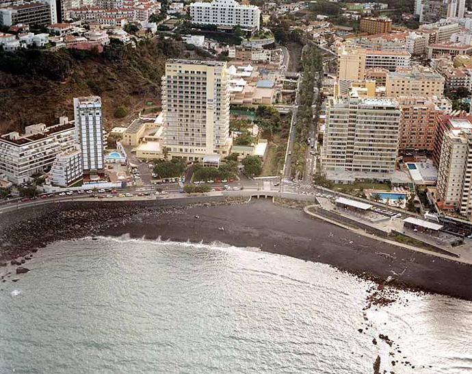 Consulta el tiempo que har en martianez for Piscina municipal puerto de la cruz