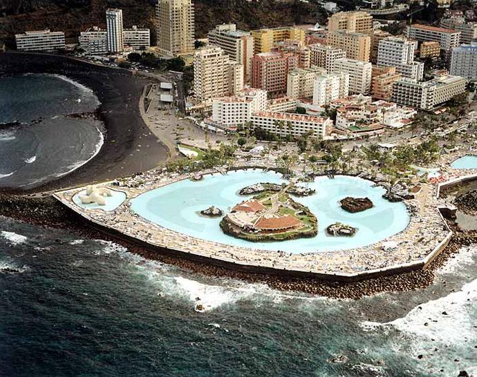 Consulta el tiempo que har en playa de martianez for Piscina municipal puerto de la cruz