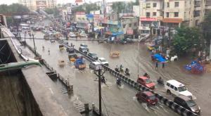 La mayor inundación en India de la historia