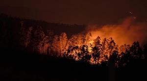 Incendios forestales en Cantabria