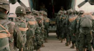 En la piel de la brigada  paracaidista