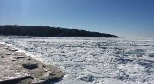 ¿Se puede congelar el océano? Comprúebalo tú mismo