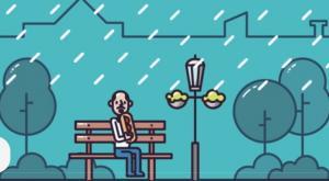 ¿Por qué siempre llueve en fin de semana? No es mala suerte...