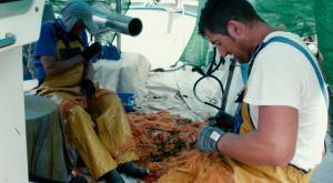 Los pescadores: el 'arte' de jugarse la vida en el mar