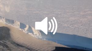 Así suena la Antártida: ¿de dónde sale ese zumbido?