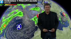 Condiciones meteorológicas a las 02.30 h (hora local)