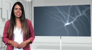 ¿Cómo se forman las tormentas y los rayos?