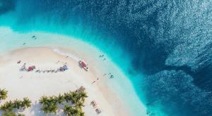 Las mejores playas del mundo a vista de dron. ¡Echa un vistazo!