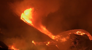 En directo: impresionante erupción del volcán Kilauea en Hawái tras un terremoto