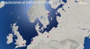 ¿Qué países cuentan con regulaciones en el tráfico para mejorar su calidad del aire?