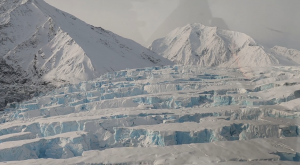 ¡Este glacial se mueve por primera vez en décadas!