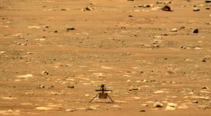 Vídeo: así ha sido el vuelo del helicóptero Ingenuity en Marte