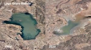 """El """"antes y el después"""" de la Tierra: así cambiado nuestro planeta"""