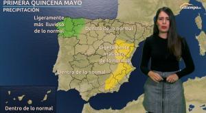 Previsión: ¿Cómo se espera el tiempo este mayo?
