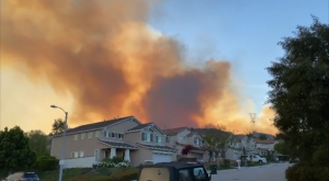 Los incendios forestales se adelantan este año en California
