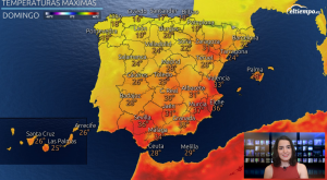 Primer aviso por calor del año activado este fin de semana