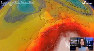 Hasta 37ºC y tormentas para acabar mayo