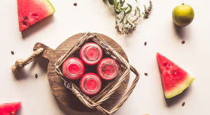 Frutas y verduras de verano: ¡y recetas muy sencillas!