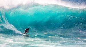 ¿Listos para surfear? Mira las olas más grandes registradas